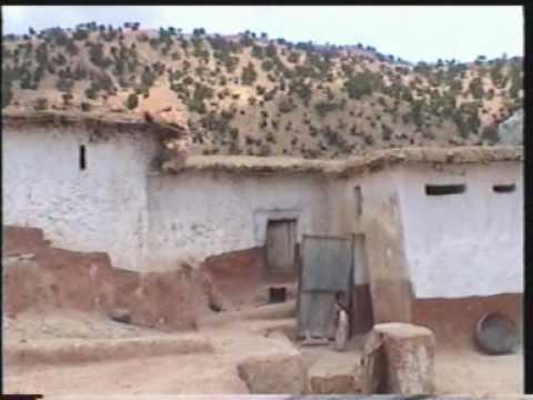 Moroccan village, near Taroudannt