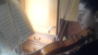 Immagine anna picone suona il violino live