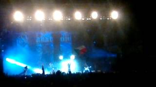 Sabaton - The Price of a Mile - Masters Of Rock 2012