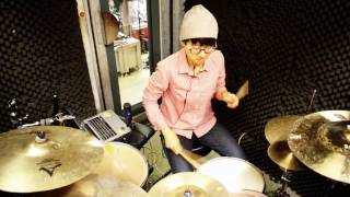 Owl City feat. Carly Rae Jepsen : Good Time - drum cover