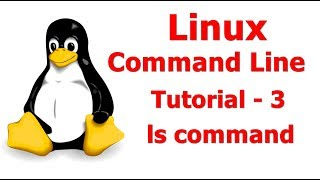 Linux Command Line Tutorial For Beginners 3 - ls command in Linux