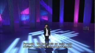Charice - Pyramid (Japan 2012) HD