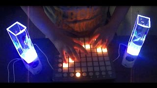 M4SONIC - Skrillex Freestyle Launchpad Cover!