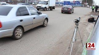 На улицах Нефтекамска работает «дорожный пристав»