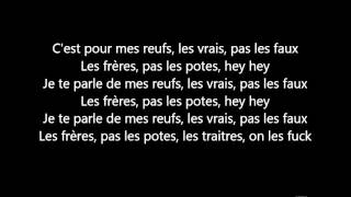 Nekfeu - REUF VERSION FIVE (Paroles/Lyrics) #EXCLU