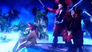 Peter Pan Live Christopher Walken Short.. WTF?