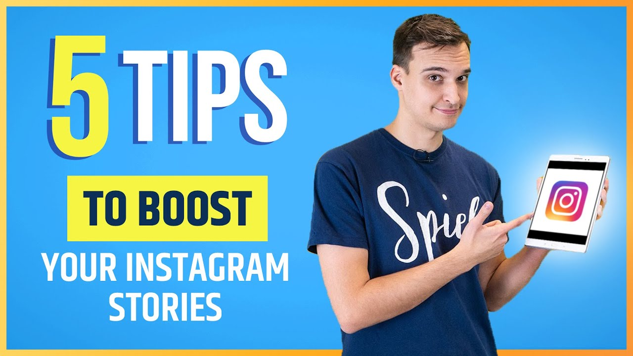 Instagram Stories: 5 Tips Your Business Needs