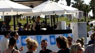 FLYING CIRCUS - INXEC live Sonar OFF 2012 @ Macarena Beach, Barcelona part1