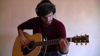 Paradise - Coldplay cover (Arrangement by Luca Stricagnoli)