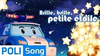 Robocar Poli | Brille, brille, petite étoile | chansons pour enfants