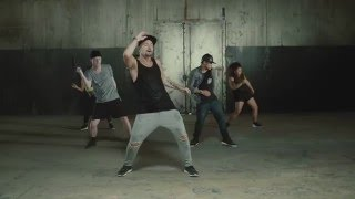 Les Mills Dance - Hip Hop - all the moves