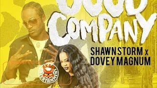 Shawn Storm & Dovey Magnum - Good Company (Raw) September 2017