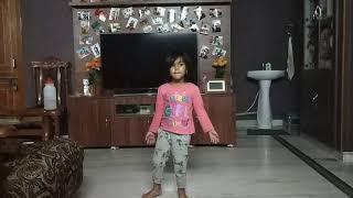 Taki Taki rumba by hitaishi--- self composition by my little girl