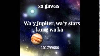 Intergalactic Gugma