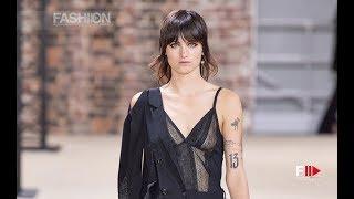 ANN DEMEULEMEESTER Highlights Spring Summer 2020 Paris - Fashion Channel