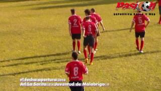 goles Atl la Sarita vs Juventud de Malabrigo apertura 2016