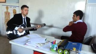 ezginin günlüğü  düşler sokağı yan flüt gitar