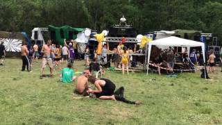 Step Evolution - Free Tekno Party - Klokocov 2016 - Czech Republic - 2