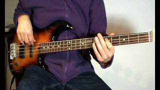 ELO - Rock and Roll Is King - Bass Cover