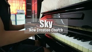 Sky by New Creation Church Piano Cover