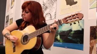 "Kim Logan - ""You Hung The Moon"" - Grooveshark NYC"