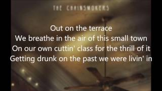 The Chainsmokers -  Paris Lyrics