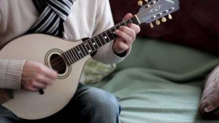 Mandolin tunes. The musical priest (Irish reel)
