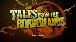Tales from the Borderlands Xbox One Episode 4. MH plays89