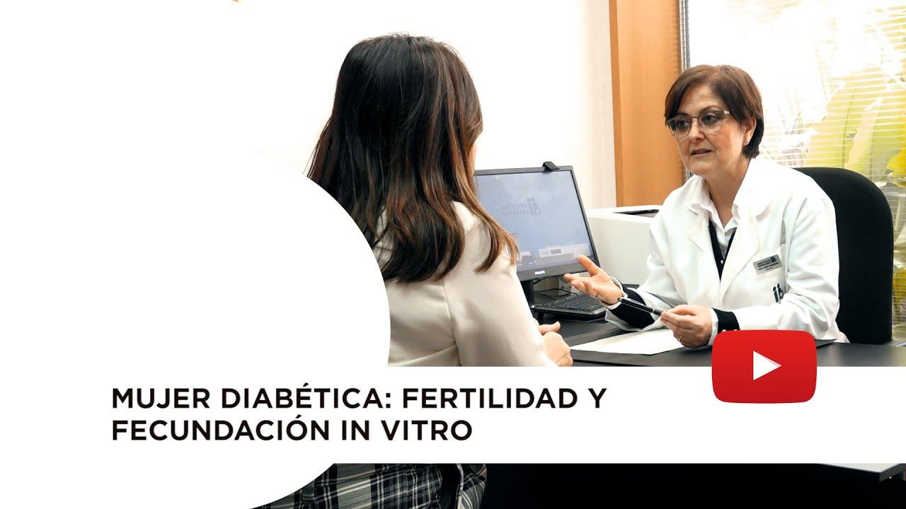 Paciente diabética: fertilidad y fecundación in vitro