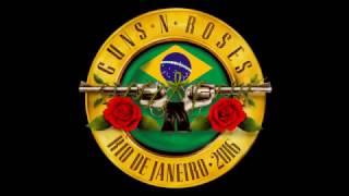 Guns N' Roses - Apresentação Slash - Rio de Janeiro 2016