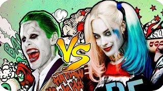 HARLEY QUINN VS THE JOKER | RAP DE SUICIDE SQUAD ft  POKERIUS
