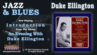 Duke Ellington - Introduction