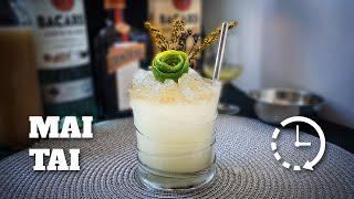 Como Fazer Mai Tai (Rapidinha) | E Tome Drink!