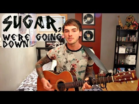 fall-out-boy-sugar-were-going-down-acoustic-cover-by-janick-thibault-amasic