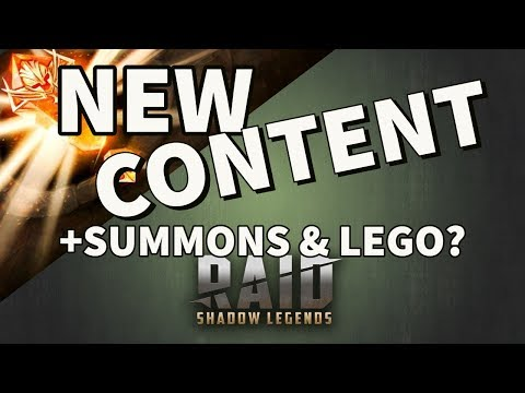 [RAID SHADOW LEGENDS] NEW CONTENT TEASER! IS IT REAL?