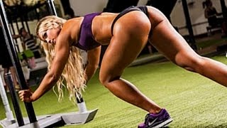 Workout Female Fitness & Gym Motivation 2015