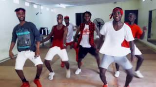 Yemi Alade - Tumbum choreo by Rhodes karismatik