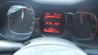 Fiat Panda 1,3 MultijetII 75KM przyśpieszenie i zużycie paliwa