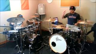 The Suffering - Coheed and Cambria (Drum Cover Ft. Hollie Donaldson)