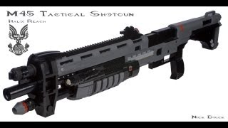 LEGO M45 Tactical Shotgun - Halo: Reach