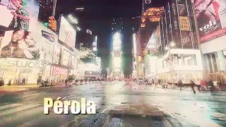 Pérola - PERFECT LADY (Lyric Video)