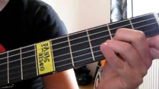Grégoire - Rue Des Etoiles - Guitar Cover