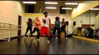 "LaMonte' Ponder Choreography- Sunshine Anderson ""Heard It all Before"".dv"