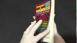 Compre Agora: 1988   Almanaque do Pensamento, O mais completo guia astrológico