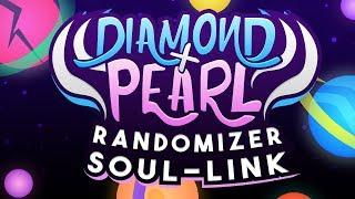 Pokemon Diamond & Pearl Randomizer Soul Link Intro