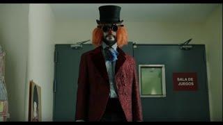 El Profesor se disfraza de payaso - La Casa de Papel.