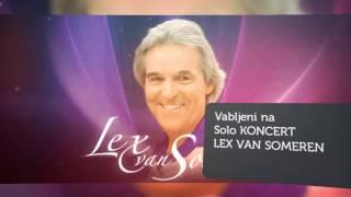 Solo KONCERT LEX VAN SOMEREN V Ljubljani
