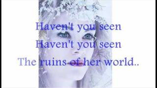 Within Temptation - Ice Queen lyrics