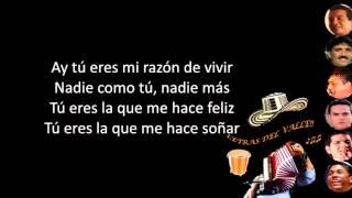 Quiero Un Beso Tuyo - Los K Morales (Letra)
