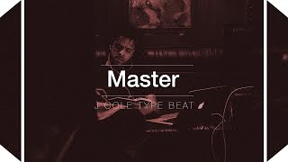 FREE J. Cole Type Beat 2017 - Master (Prod. By Skeyez)